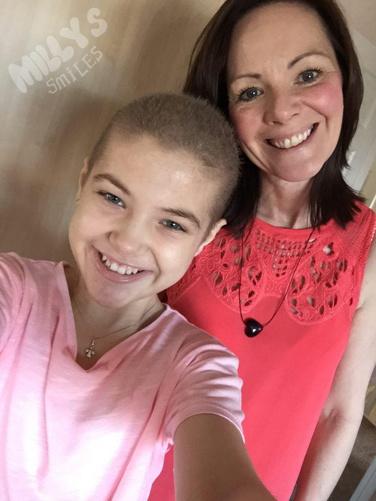 Milly & Mum | Millys Smiles