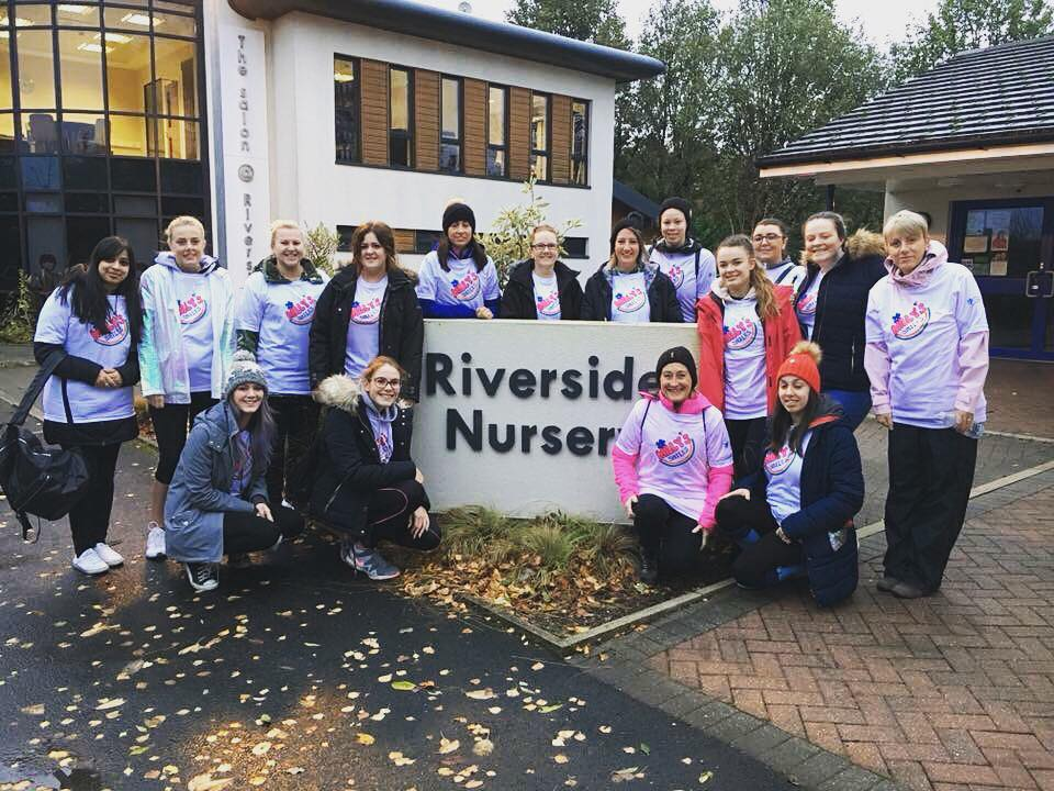 Riverside Nursery Walk 10 Miles For Milly S Smiles And Raise 1608 23 Millys